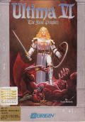 Ultima VI: The False Prophet Atari ST Front Cover