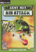 Army Men: Air Attack Windows Front Cover