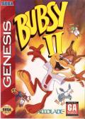 Bubsy II Genesis Front Cover
