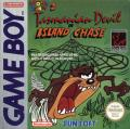 Taz-Mania Game Boy Front Cover