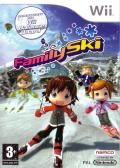 We Ski Wii Front Cover