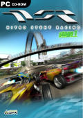 Nitro Stunt Racing: Stage 1 Windows Front Cover