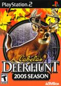 Cabela's Deer Hunt: 2005 Season PlayStation 2 Front Cover
