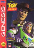 Disney's Toy Story Genesis Front Cover