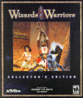 Wizards & Warriors (Collector's Edition) Windows Front Cover