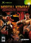 Mortal Kombat: Shaolin Monks Xbox Front Cover