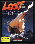 Lost in Time DOS Front Cover