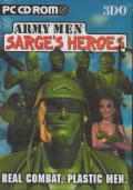 Army Men: Sarge's Heroes Windows Front Cover