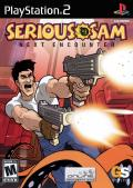 Serious Sam: Next Encounter PlayStation 2 Front Cover