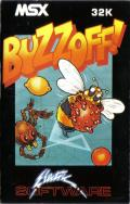 Buzz Off! MSX Front Cover