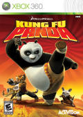 Kung Fu Panda Xbox 360 Front Cover