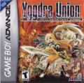 Yggdra Union: We'll Never Fight Alone Game Boy Advance Front Cover