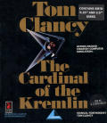 The Cardinal of the Kremlin DOS Front Cover