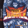 Project Justice Dreamcast Front Cover