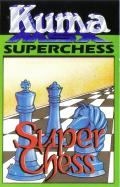 SuperChess MSX Front Cover