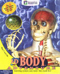 3-D Body Adventure Macintosh Front Cover