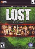 Lost: Via Domus - The Video Game Windows Front Cover