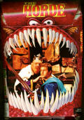 The Horde DOS Front Cover