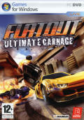 FlatOut: Ultimate Carnage Windows Front Cover