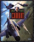 Chuck Yeager's Air Combat DOS Front Cover
