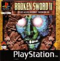 Broken Sword: The Smoking Mirror PlayStation Front Cover