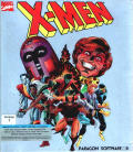 X-Men DOS Front Cover