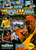 WWF Super WrestleMania Genesis Front Cover