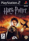 Harry Potter and the Goblet of Fire PlayStation 2 Front Cover
