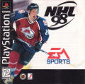 NHL 98 PlayStation Front Cover