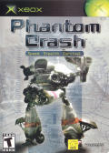 Phantom Crash Xbox Front Cover