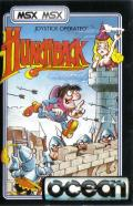Hunchback MSX Front Cover