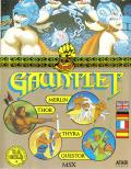 Gauntlet MSX Front Cover