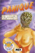 Panique MSX Front Cover