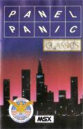 Panel Panic MSX Front Cover