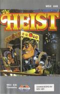 The Heist MSX Front Cover