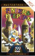 Finders Keepers MSX Front Cover