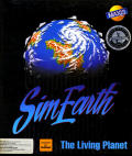 SimEarth: The Living Planet Macintosh Front Cover
