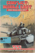 Conflict: Middle East DOS Front Cover