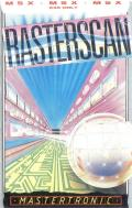 Rasterscan MSX Front Cover