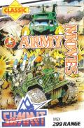 Army Moves MSX Front Cover