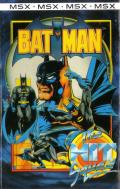 Batman MSX Front Cover