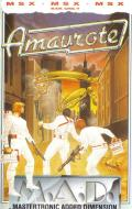 Amaurote MSX Front Cover