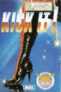Kick It! MSX Front Cover