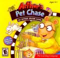 Arthur's Pet Chase Macintosh Front Cover