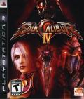 SoulCalibur IV PlayStation 3 Front Cover