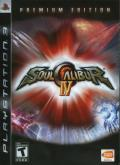SoulCalibur IV (Premium Edition) PlayStation 3 Front Cover