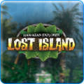 Hawaiian Explorer: Lost Island Windows Front Cover
