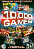 10,000 Games Windows Front Cover