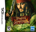 Pirates of the Caribbean: Dead Man's Chest Nintendo DS Front Cover