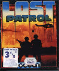 Lost Patrol DOS Front Cover